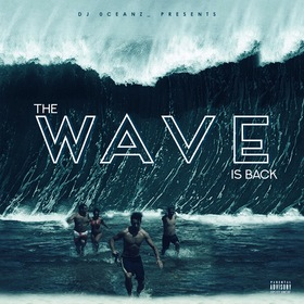The Wave Is Back DJ 0ceanz_ front cover