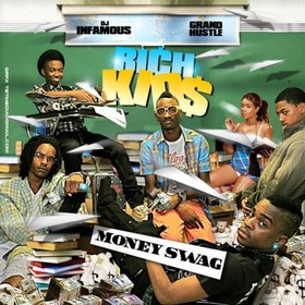 Money Swag Rich Kidz front cover