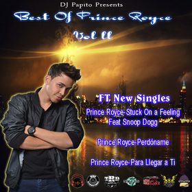 Best of Prince Royce Vol ll  DJ Papito front cover