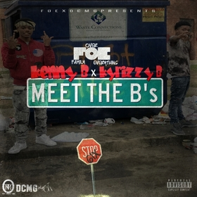 Meet The B's DCMG Kyri front cover