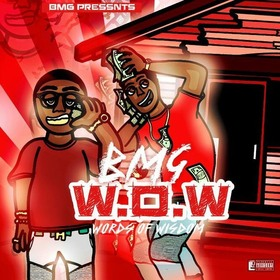 Word Of Wisdom (W.O.W) BMG front cover
