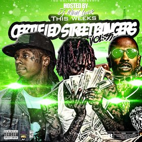 This Weeks Certified Street Bangers Vol.35 DJ Mad Lurk front cover