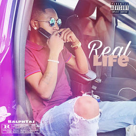 Real Life (EP) Ralph Taj front cover