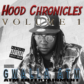 Hood Chronicles Vol 1 Gwalla Atm front cover