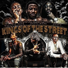 Kings of The Streets 2 DJ Big Migoo front cover