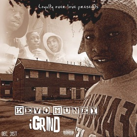 iGrind Loyalty Over Love front cover