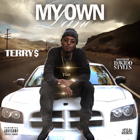 My Own Lane Terry$ front cover