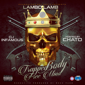 Trapped Body Free Mind Lambo Lamb front cover