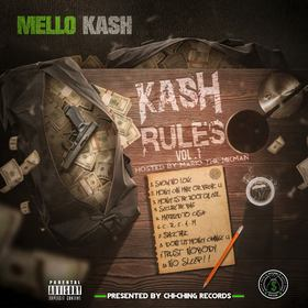 KASH RULES MELLO KASH front cover