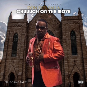 Chuuuch On The Move Don Byti Balla front cover