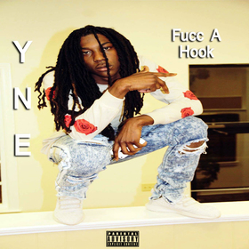 OG POODA - FUCC A HOOK Dj Hustle Man front cover