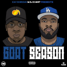 Goat Season Kay B Brown front cover