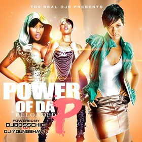 Power Of Da P (Reloaded) DJ Boss Chic front cover