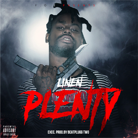 #PLENTY Exec. Prod By BeatPluggTwo Linen front cover