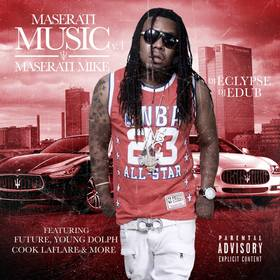 Maserati Music V1 Maserati Mike front cover