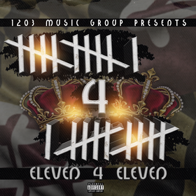 Eleven 4 Eleven 1203 Music Group front cover