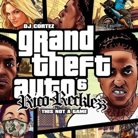 Grand Theft Auto 6 Rico Recklezz front cover