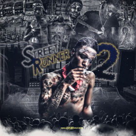 Street Runner 2 WillThaRapper front cover