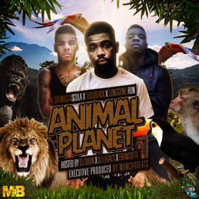 Animal Planet  Munch4Beats front cover
