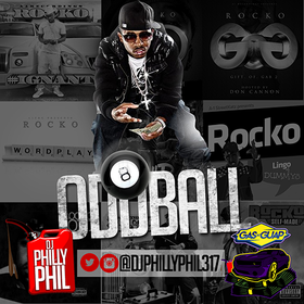 Gas N Guap: OddBall DJ Philly Phil front cover