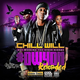 OWYON Reloaded Edition CHILL iGRIND WILL front cover