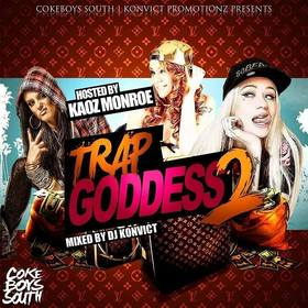 Trap Goddess 2 Various Artists front cover