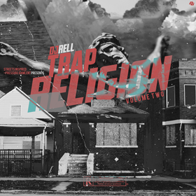 Trap Religion 2 DJ Rell front cover