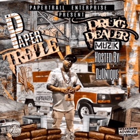 Drug Dealer Musiz PAPERTRELLE front cover