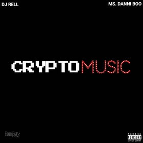 Crypto Music Ms Danniboo front cover