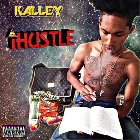 iHustle K'alley front cover