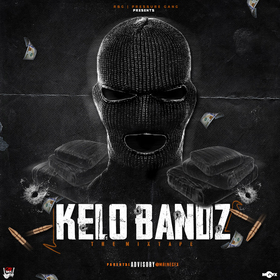 Kelo Bandz The Tape Keke Rivers front cover