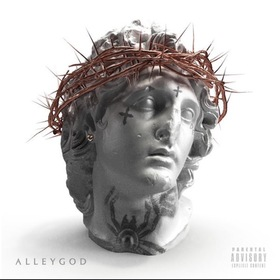 Alley God Alley Boy front cover