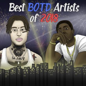 Best Banger Of The Day Artists Of 2018 ThisIsRapPromo front cover