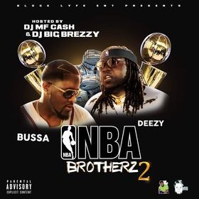 NBA Brothers 2 Head Bussa front cover