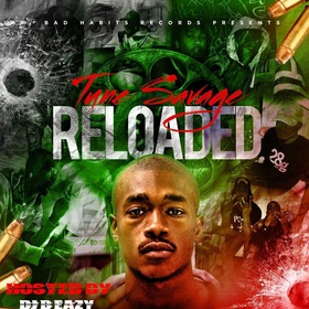 Tune Savage Reloaded Tune Savage front cover
