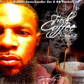 Fresh Coffee Vol.1 Greedy front cover