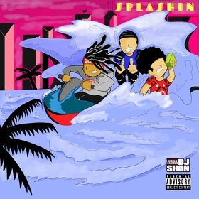 Splashin DreadheadScotty front cover