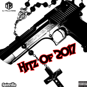 Hitz Of 2017 DJ Tally Ragg front cover