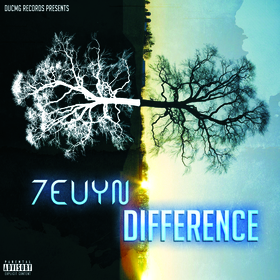 Difference 7evyn front cover