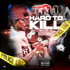 Hard to Kill Tru Da Plug front cover