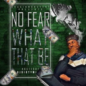 What That Be No Fear front cover