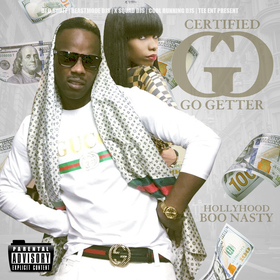 Certified Go Getter Hollyhood BooNasty front cover