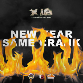 New Year, Same Crank Vol.1 XIB Band & Show front cover