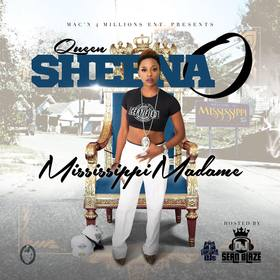 Mississippi Madame Queen Sheena O front cover