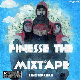 Finesse The Mixtape AyeeChri$ front cover