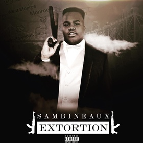 Extortion Sambineaux front cover