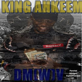 DM[W]V King Ahkeem front cover