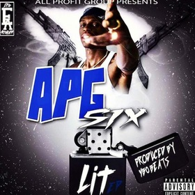 Lit EP Dj Illy Jay front cover