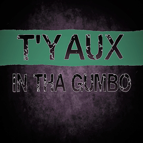 IN THA GUMBO T'YAUX front cover