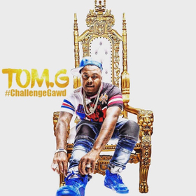 Challenge Gawd Tom. G front cover